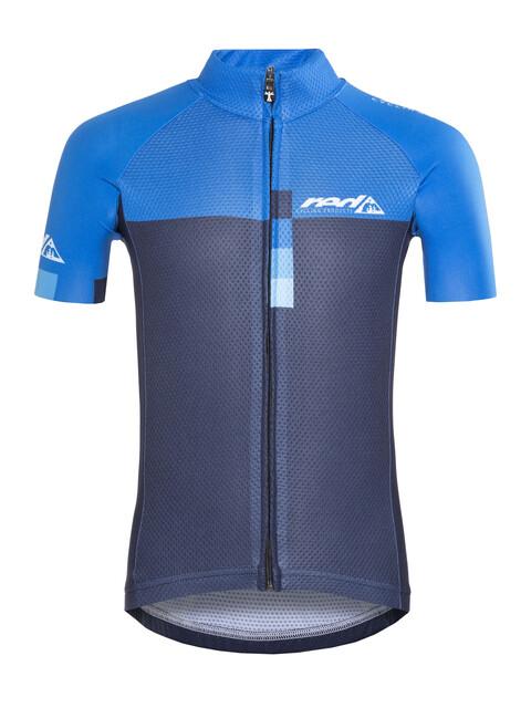 Red Cycling Products Pro Race Fietsshirt korte mouwen Kinderen blauw